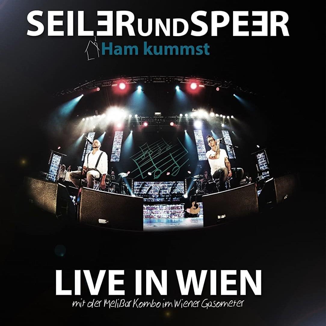 Live in Wien Cover